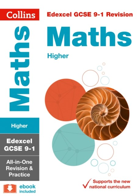 Edexcel GCSE Maths Higher All-in-One Revision and Practice