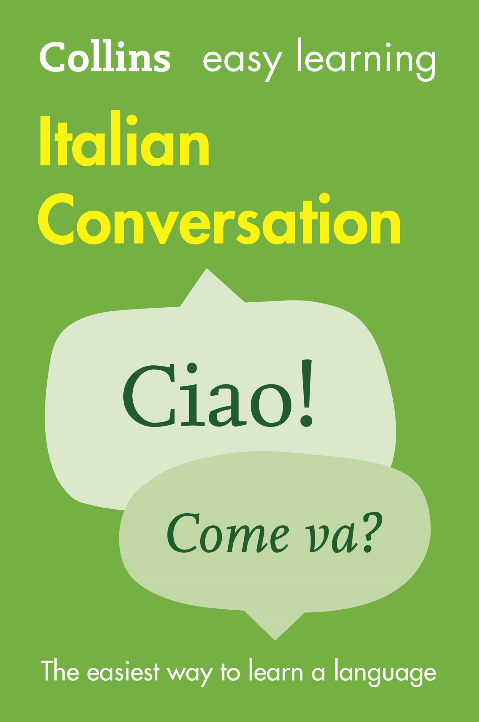 Collins Easy Learning Italian Conversation [2nd Edition]