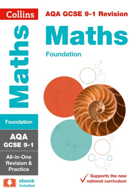 AQA GCSE Maths Foundation All-in-One Revision and Practice
