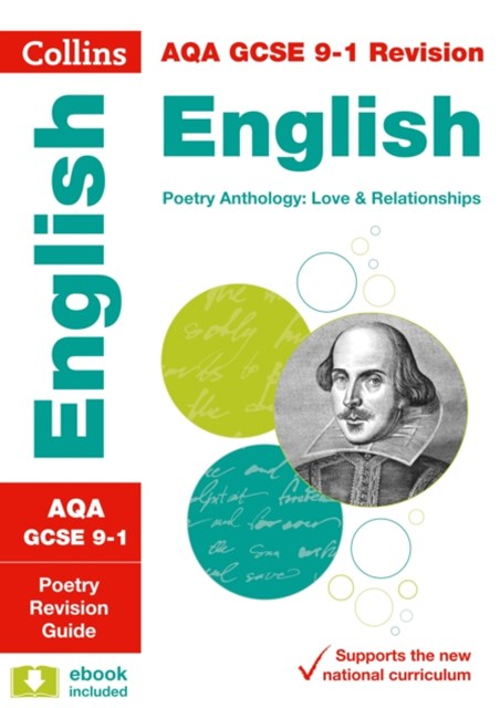 AQA GCSE Poetry Anthology: Love and Relationships Revision Guide