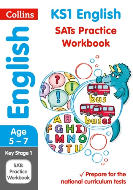 KS1 English SATs Practice Workbook