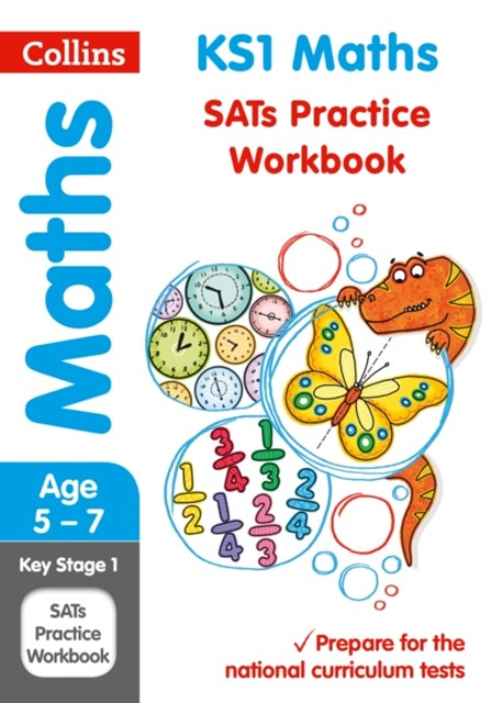 KS1 Maths SATs Practice Workbook
