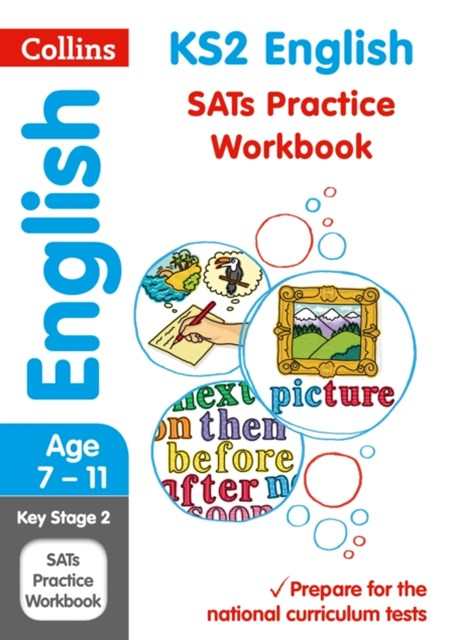KS2 English SATs Practice Workbook