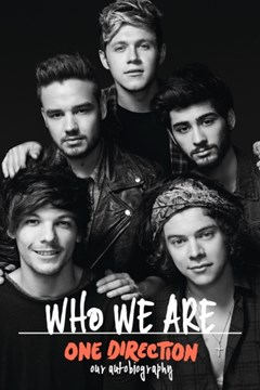(ebook) One Direction: Who We Are