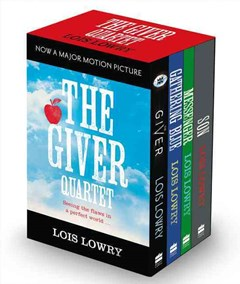 The Giver Quartet - the Giver Boxed Set: The Giver, Gathering Blue, Messenger, Son