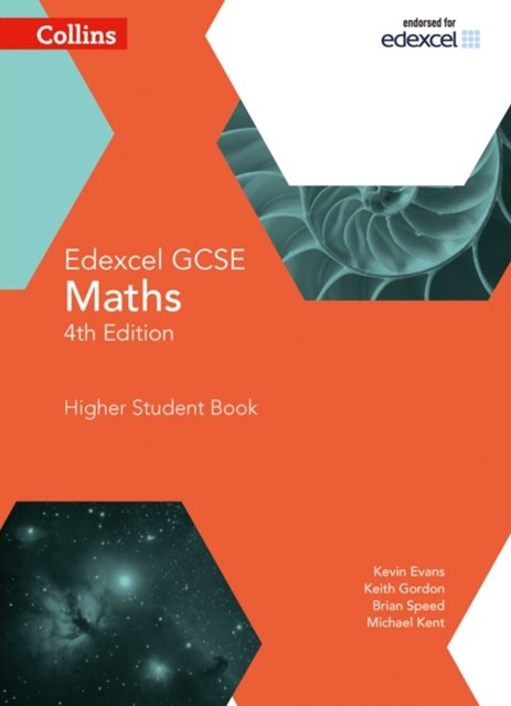 GCSE Maths Edexcel Higher Student Book
