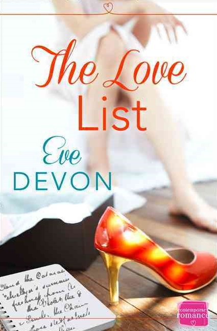 The Love List: HarperImpulse Contemporary Romance