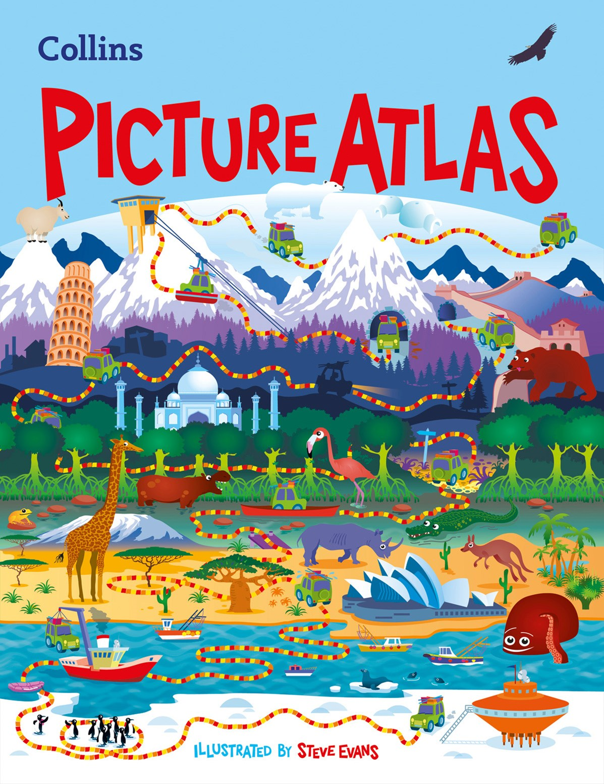 Collins Children's Picture Atlas [2nd Edition]