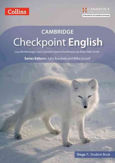 Cambridge Checkpoint English Stage 7 Student Book