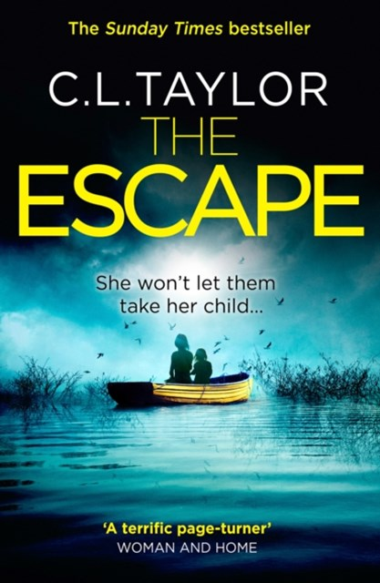 (ebook) The Escape: The gripping, twisty thriller from the #1 bestseller