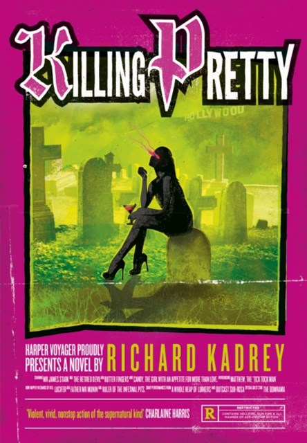 (ebook) Killing Pretty (Sandman Slim, Book 7)