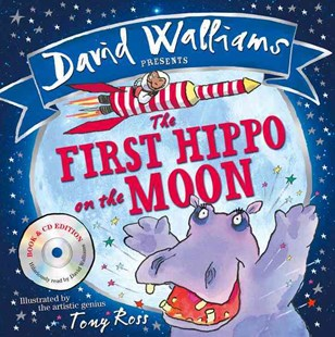 The First Hippo On The Moon - Non-Fiction Animals