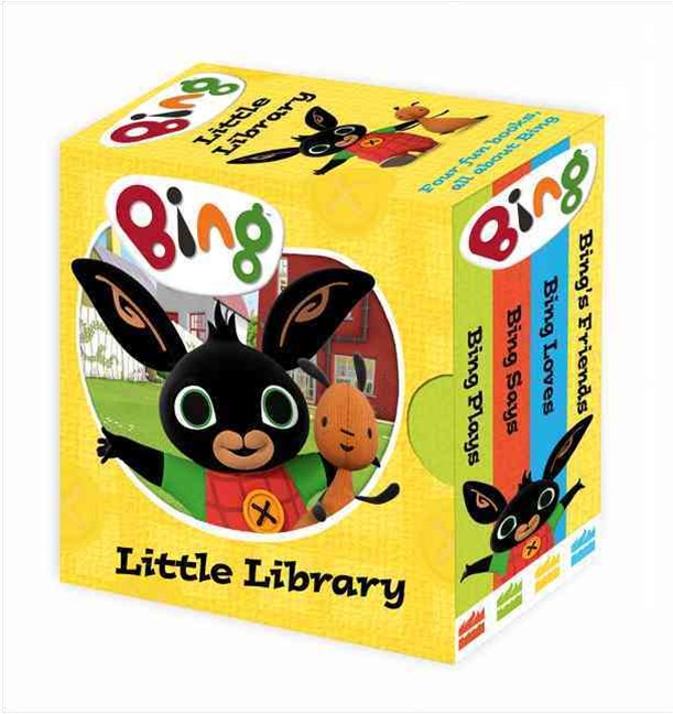 Bing's Little Library