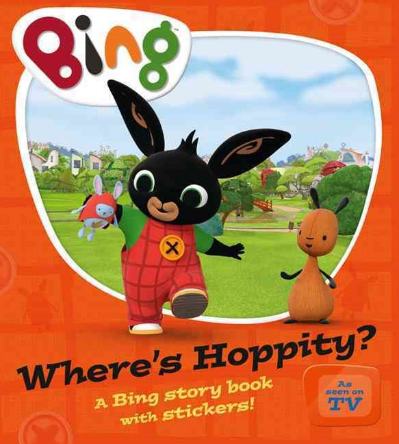 Bing: Where's Hoppity?