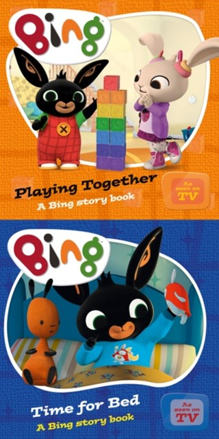 Playing Together & Time for Bed (Bing)