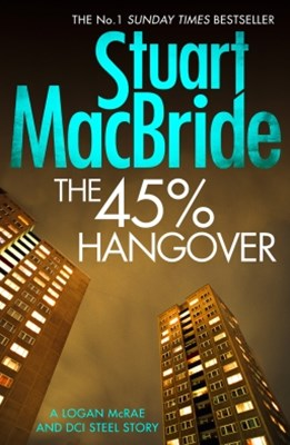 (ebook) The 45% Hangover [A Logan and Steel novella]