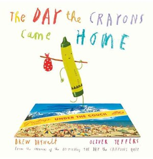 The Day The Crayons Came Home by Drew Daywalt, Oliver Jeffers (9780008124434) - HardCover - Picture Books