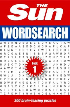 The Sun Wordsearch Book 1