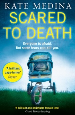 (ebook) Scared to Death: A gripping crime thriller you won't be able to put down (A Jessie Flynn Crime Thriller, Book 2)
