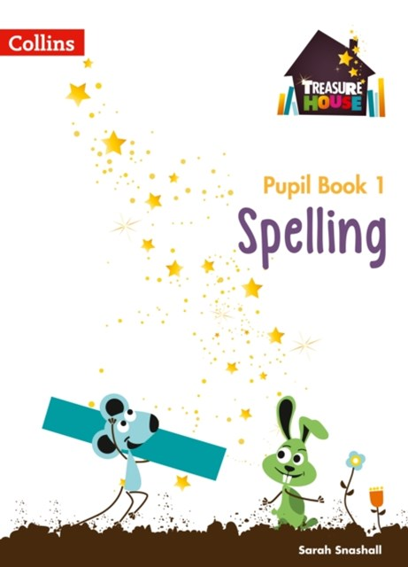 Spelling Year 1 Pupil Book