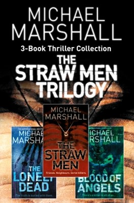 The Straw Men 3-Book Thriller Collection: The Straw Men, The Lonely Dead, Blood of Angels