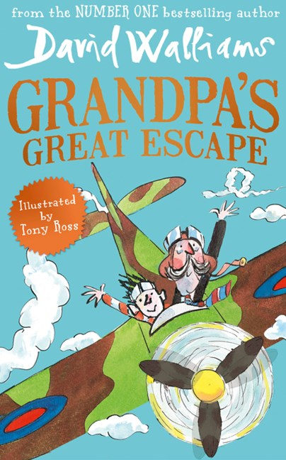 Grandpa's Great Escape-á