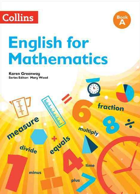 A English For Mathematics: Book
