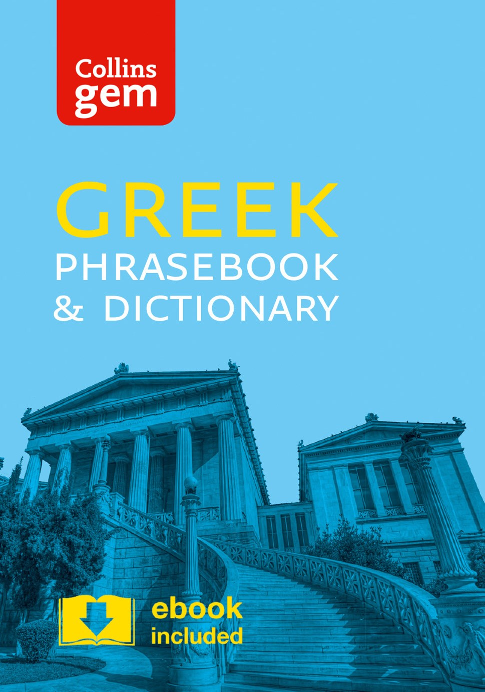 Collins Gem Greek Phrasebook and Dictionary [4th Edition)