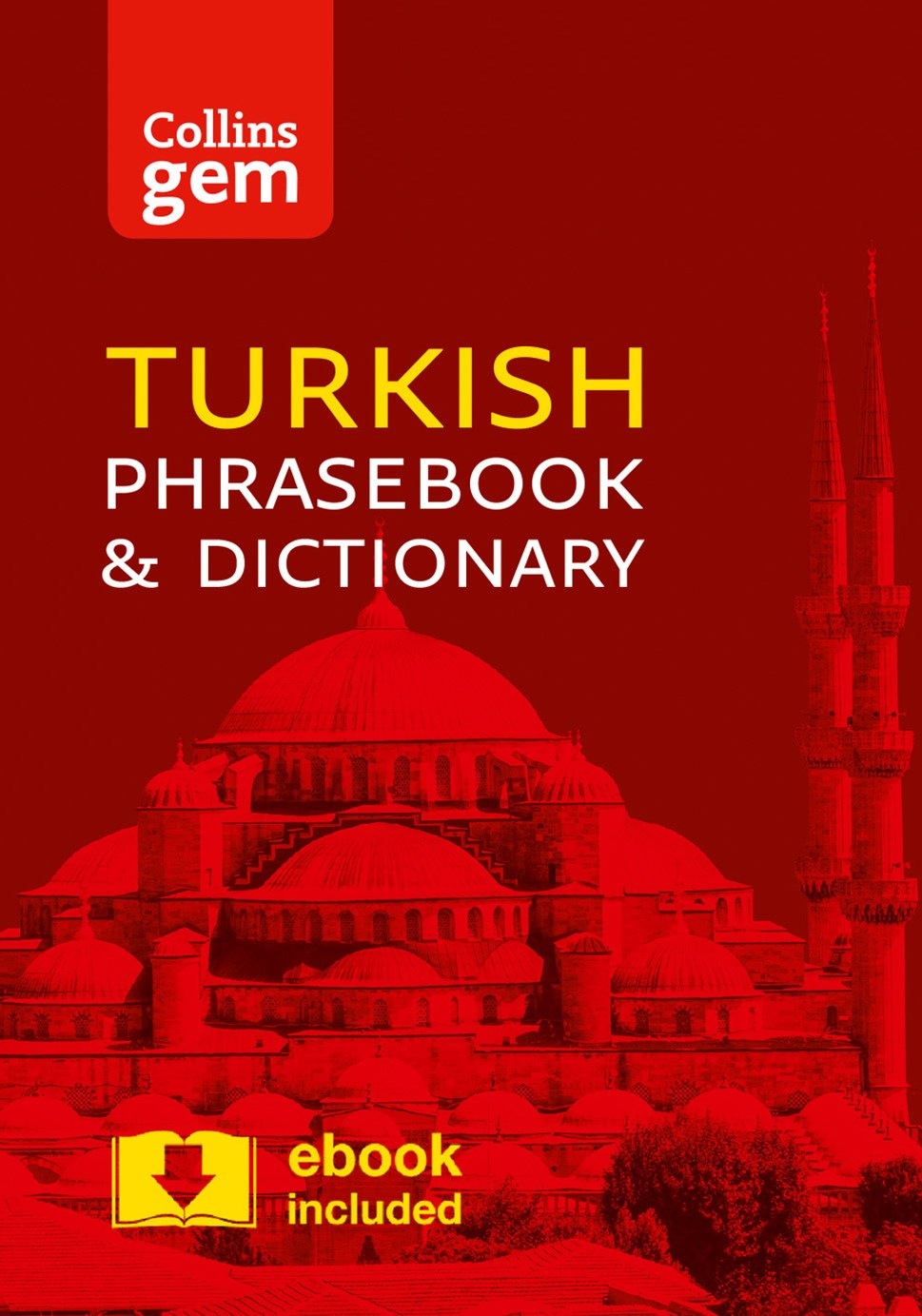 Collins Gem Turkish Phrasebook and Dictionary [3rd Edition]