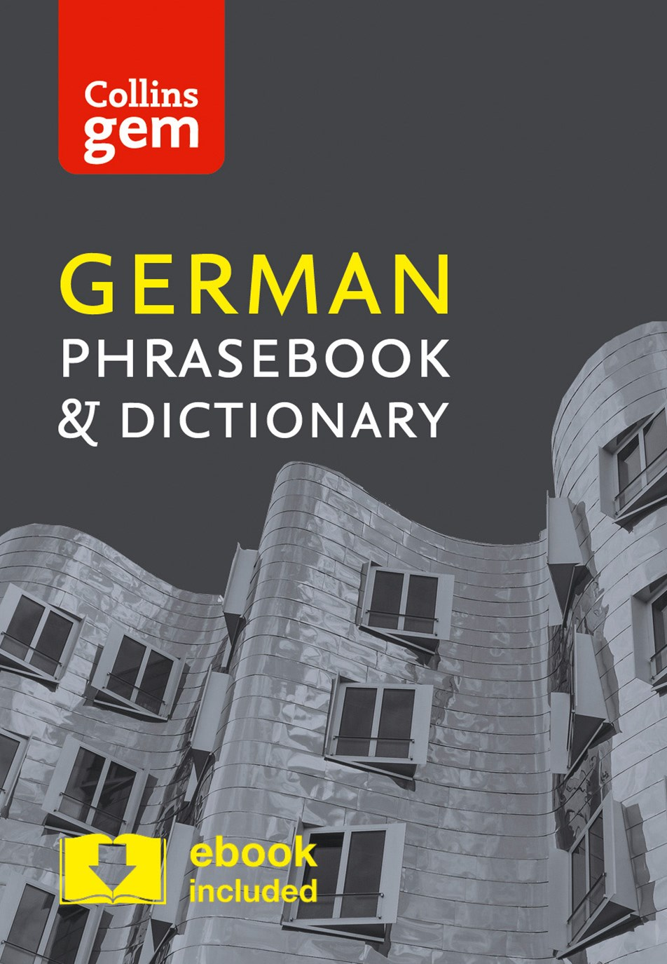 Collins Gem German Phrasebook and Dictionary [4th Edition]