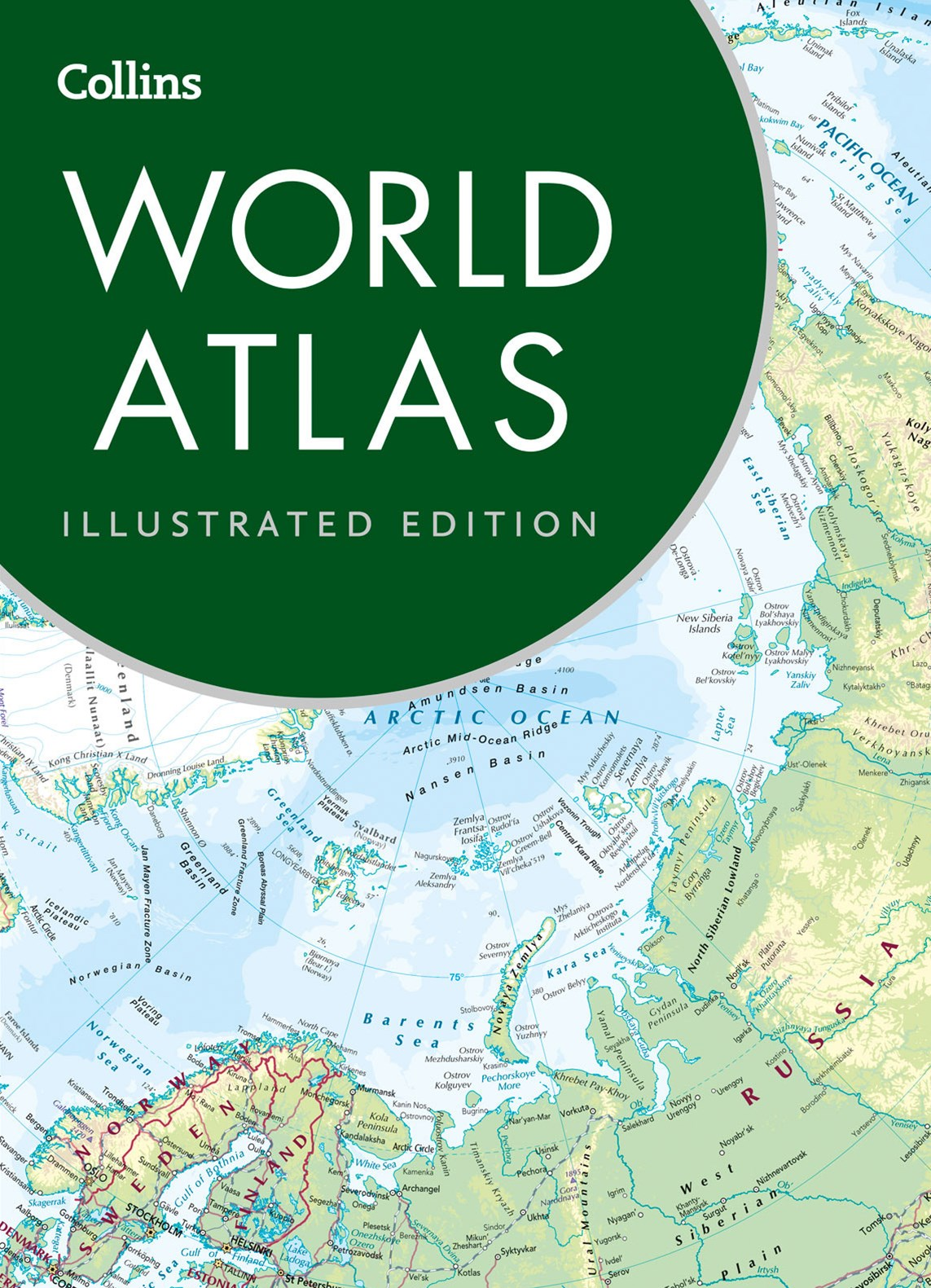 Collins World Atlas: Illustrated Edition [6th Edition]