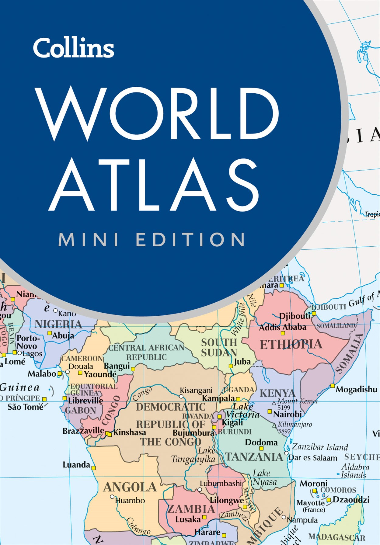 Collins World Atlas: Mini Edition [6th Edition]