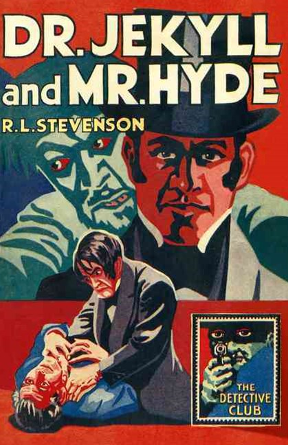 The Detective Club - Dr Jekyll and Mr Hyde