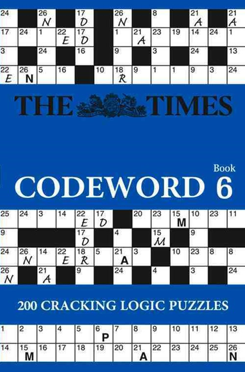 The Times Codeword 6
