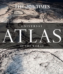 The Times Universal Atlas Of The World by Times Atlases (9780008138844) - HardCover - Reference Atlases