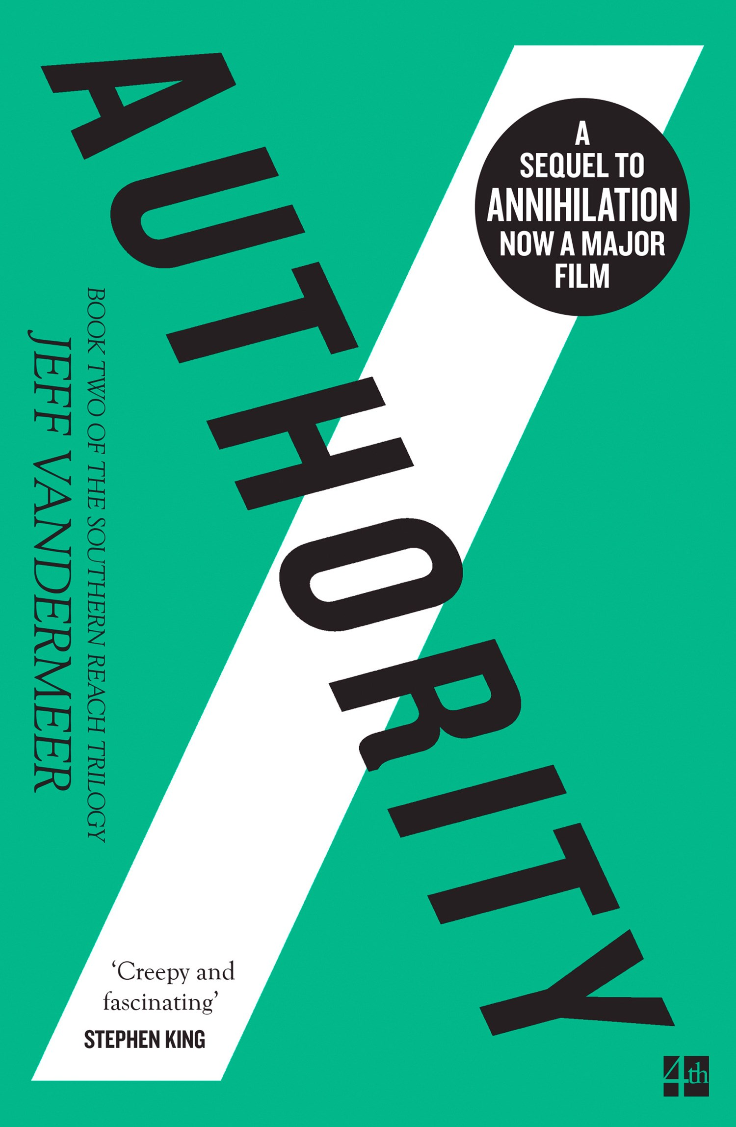 The Southern Reach Trilogy (2) - Authority