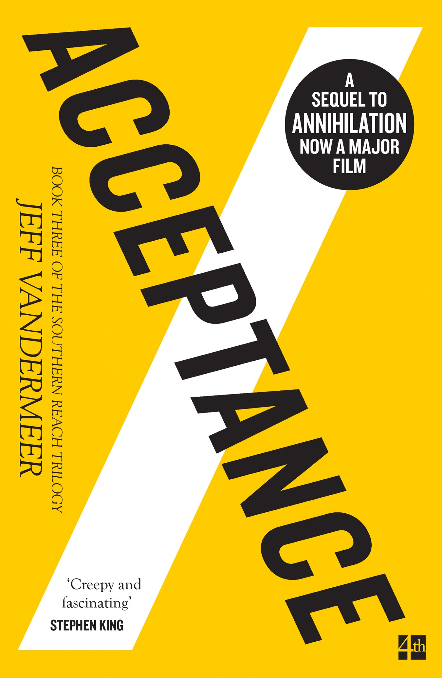 The Southern Reach Trilogy (3) - Acceptance