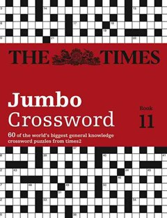 The Times 2 Jumbo Crossword Book 11: 60 Of The World