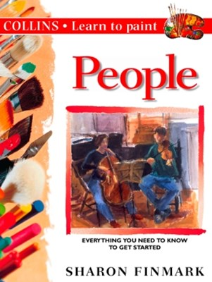 (ebook) People (Collins Learn to Paint)