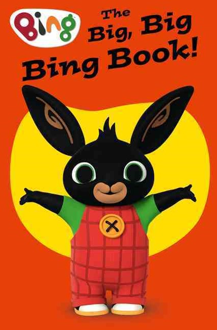 Bing - The Big, Big Bing Book