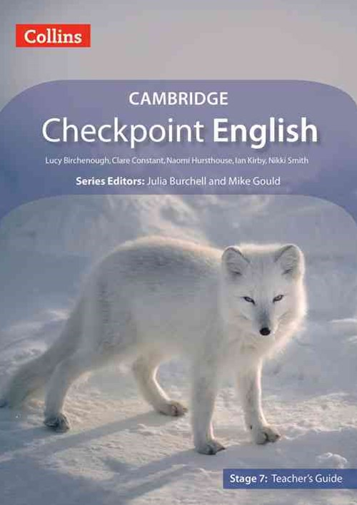Cambridge Checkpoint English Stage 7 Teacher Guide