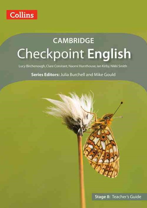 Cambridge Checkpoint English Stage 8 Teacher Guide