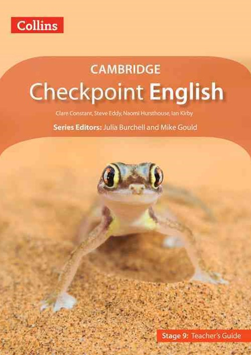 Cambridge Checkpoint English Stage 9 Teacher Guide