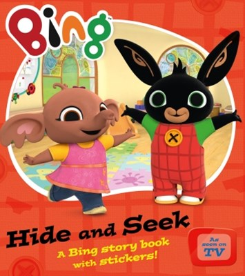 (ebook) Bing Hide and Seek (Bing)