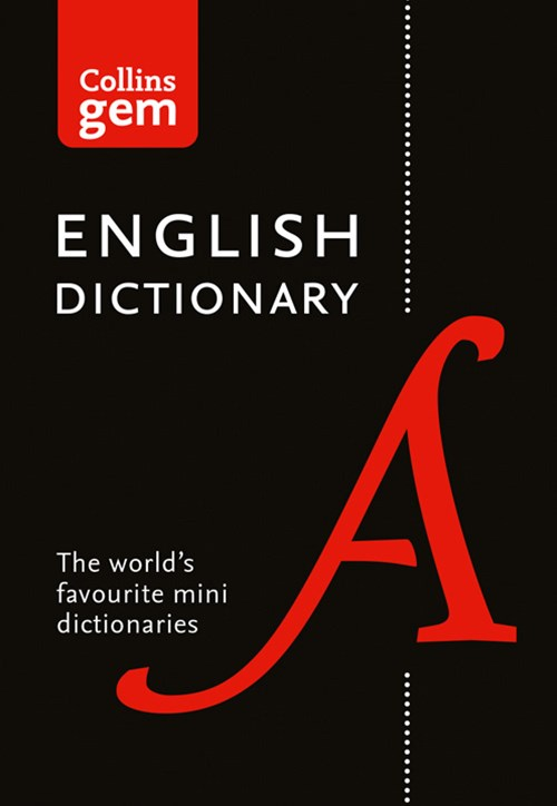 Collins Gem English Dictionary [17th Edition]