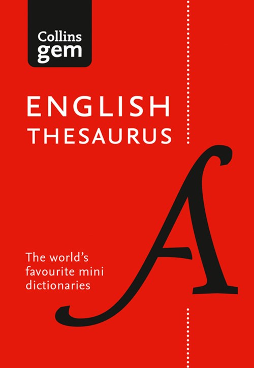 Collins Gem English Thesaurus [8th Edition]