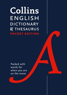 Collins English Dictionary and Thesaurus Pocket Edition [7th Edition] by Collins Dictionaries (9780008141790) - PaperBack - Reference Dictionaries