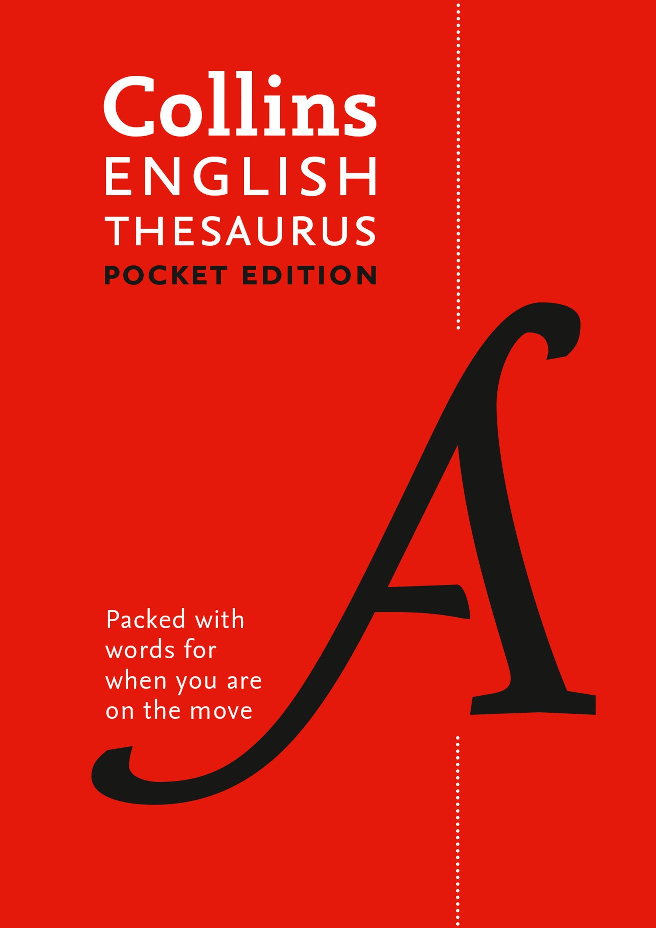 Collins English Thesaurus Pocket Edition [7th Edition]