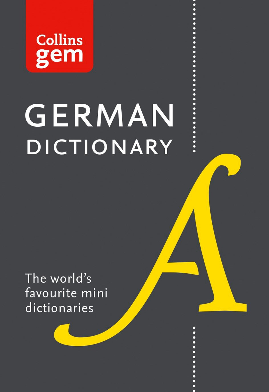 Collins Gem German Dictionary [12th Edition]