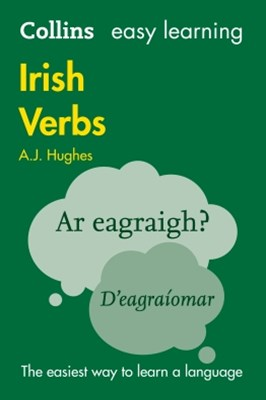(ebook) Collins Easy Learning Irish Verbs: Trusted support for learning